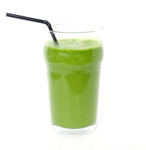 Green smoothie picture