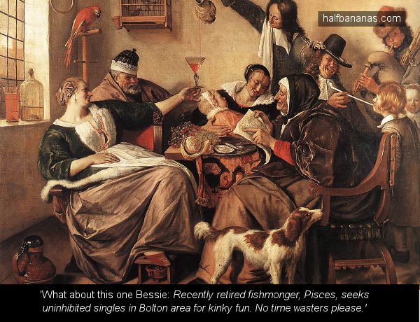 Jan Steen painting