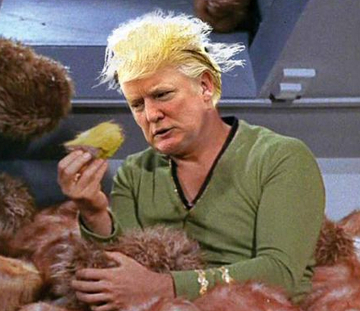 trump tribble