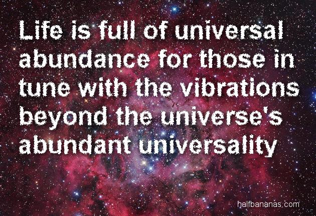 inspiring quote 1 - abundance