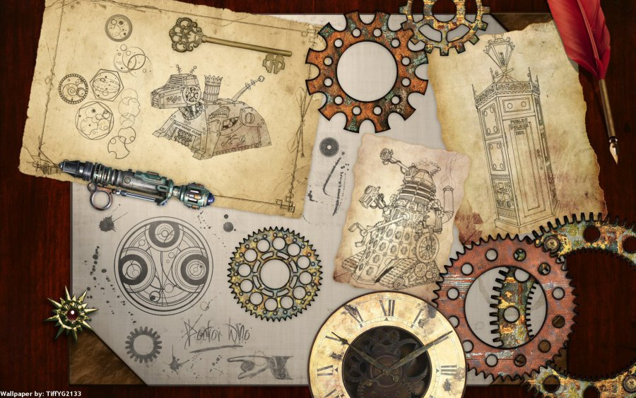 steampunk-doctor-who